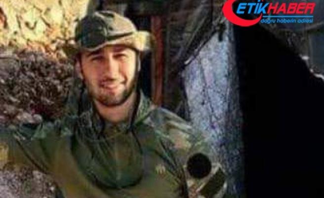 Zeytin Dalı Harekatı'nda Uzman Çavuş Mehmet Muratdağı şehit oldu