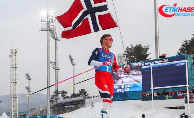 2018 Kış Olimpiyatları'nda zirvenin adı değişti