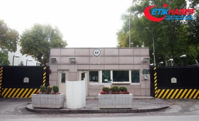 ABD Büyükelçiliğinin bulunduğu caddenin adı değişiyor