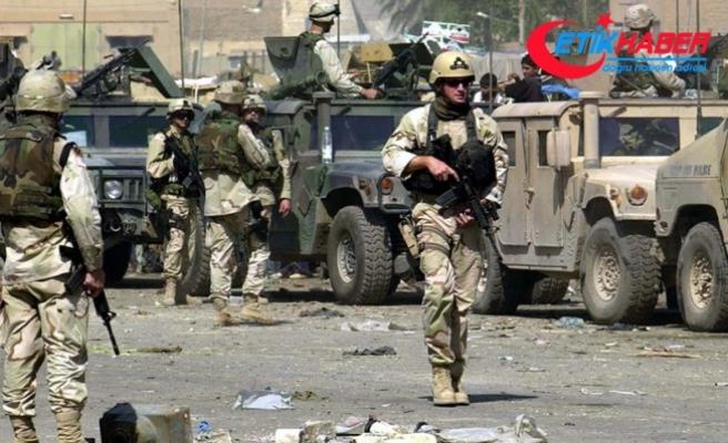 ABD'den 'Irak'tan asker çekiyor' iddialarına yanıt