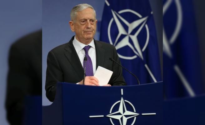 ABD Savunma Bakanı Mattis: Türkiye ile ortak zemin bulduğumuzu düşünüyorum ancak aynı fikirde olmadığımız bazı noktalar var
