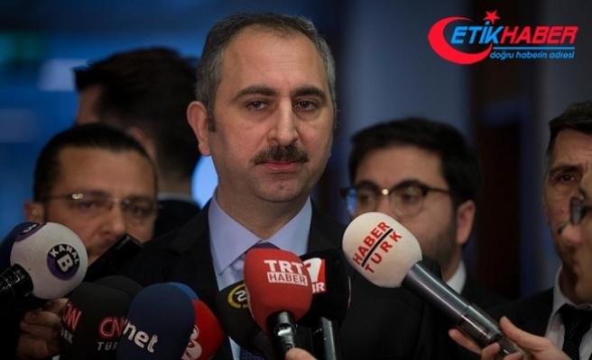 Adalet Bakanı Gül: Çocuk istismarına karşı yeni düzenleme yolda