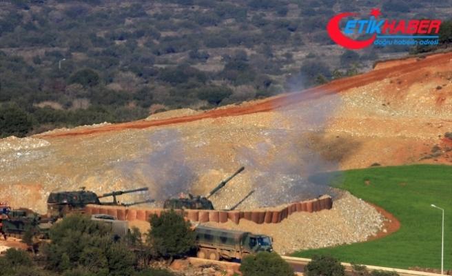 Afrin'in kuzeyindeki Duraklı köyünü terör örgütü PYD/PKK'dan temizledi