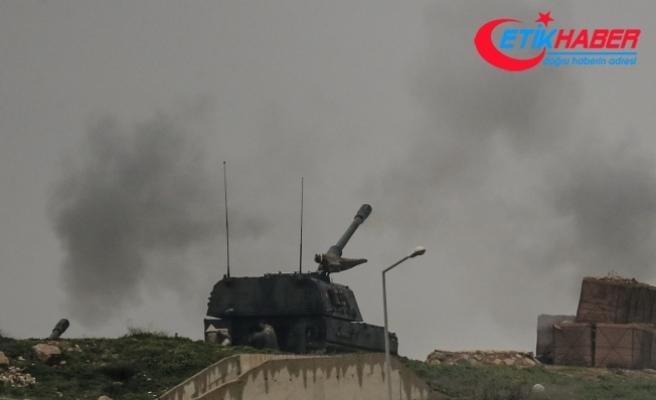 TSK ve ÖSO, Afrin'in Karri, Şerbanlı ve Şedya köylerini terör örgütü PYD/PKK'dan temizledi