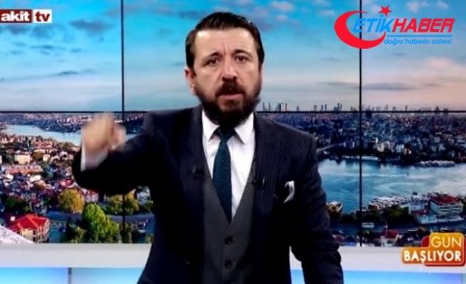 Akit TV sunucusu Keser suçlamaları kabul etmedi