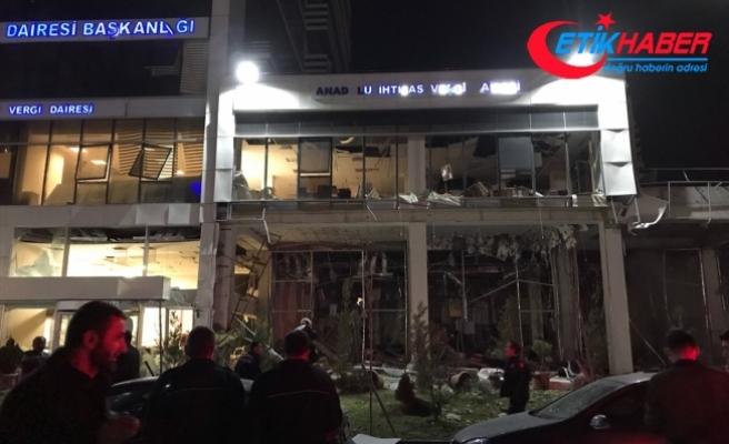Ankara'daki patlamada sabotaj şüphesi üzerine çalışma başlatıldı