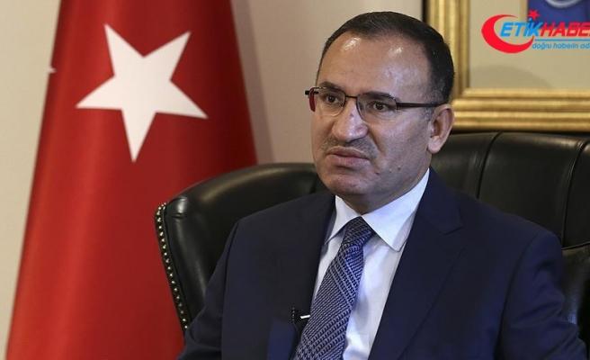 Başbakan Yardımcısı ve Hükümet Sözcüsü Bozdağ: Harekat, hedeflerine ulaşıncaya kadar devam edecek