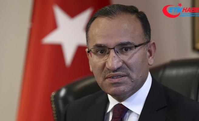 Başbakan Yardımcısı Bozdağ: Bizim dileğimiz, Salih Müslüm'ün Türkiye'ye iade edilmesidir
