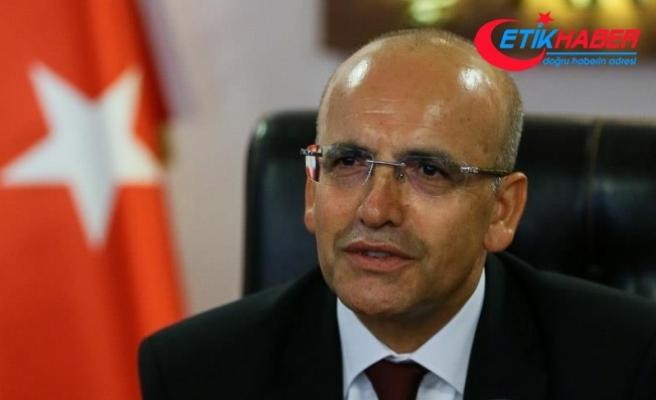 Başbakan Yardımcısı Şimşek: Terör bertaraf edilirse Türkiye'nin önü açılmış olur