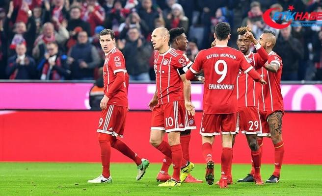 Bayern Münih Beşiktaş Maçı İçin Rotasyona Gitti