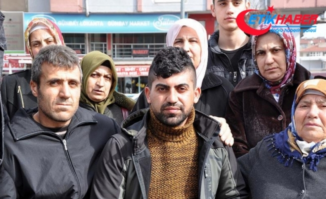 'Biz Türk askeriyiz ve masum insanlara zarar vermeyiz'