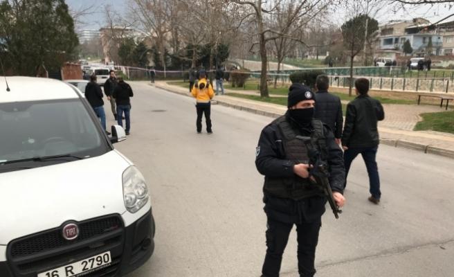 Bursa'da çevik kuvvet yakınlarında patlama