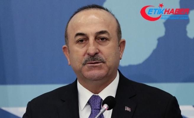Çavuşoğlu: Tek taraflı adımlar koalisyon ruhuna aykırı