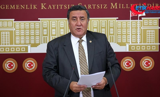 CHP'li Gürer'den 'Gıda Bakanlığı' önerisi