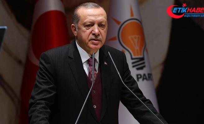 Cumhurbaşkanı Erdoğan: PYD'nin başı yakalandı. Temennimiz odur ki Çekya inşallah bunu Türkiye'ye teslim eder