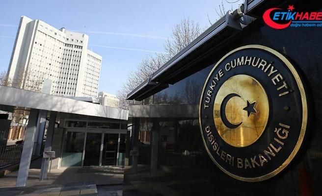 Türkiye Afganistan'daki terör saldırılarını kınadı