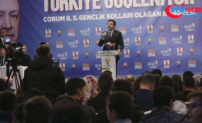 Ekonomi Bakanı Zeybekci: Türkiye bu yılın sonu itibariyle yüzde 7,1 büyüyecek