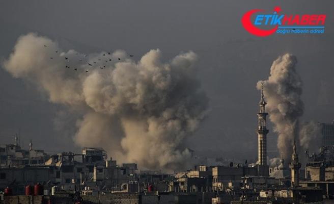Esed rejimi Doğu Guta'da sivillere saldırdı: 54 ölü