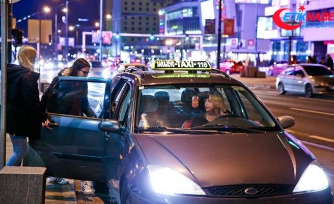 Fizyoterapistliği bırakıp 'taksilerin kraliçesi' oldu
