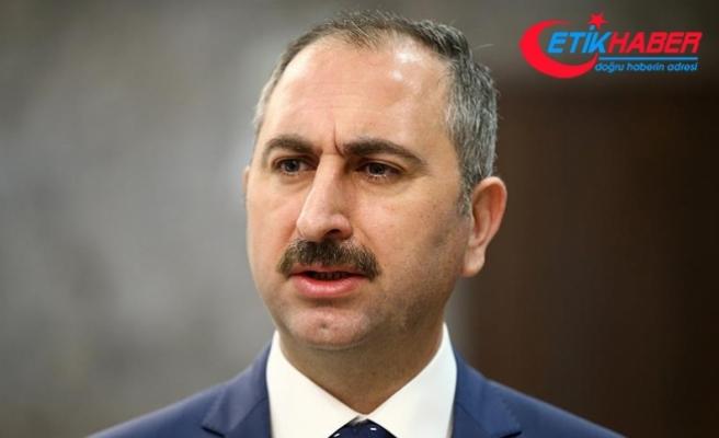 Adalet Bakanı Gül: Çekya yargısından sözleşmelere, hukuka aykırı bir karar çıkmıştır. Konunun takipçisi olacağız