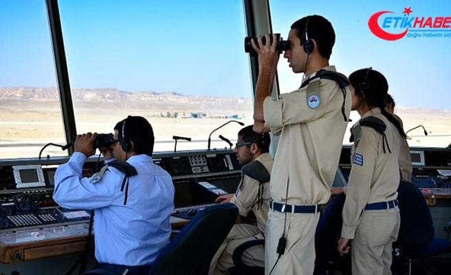 """İsrail'den """"kuzey sınırında hava savunmasını güçlendirme"""" kararı"""