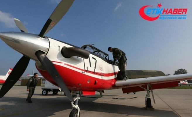 İzmir'de eğitim uçağı düştü: 2 pilot şehit
