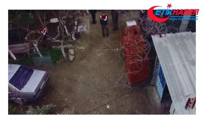 İzmir'de uyuşturucu operasyonu: 37 gözaltı