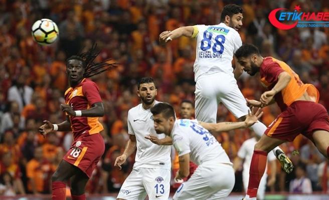 Galatasaray'ın 6 mağlubiyetli şampiyonluğu yok