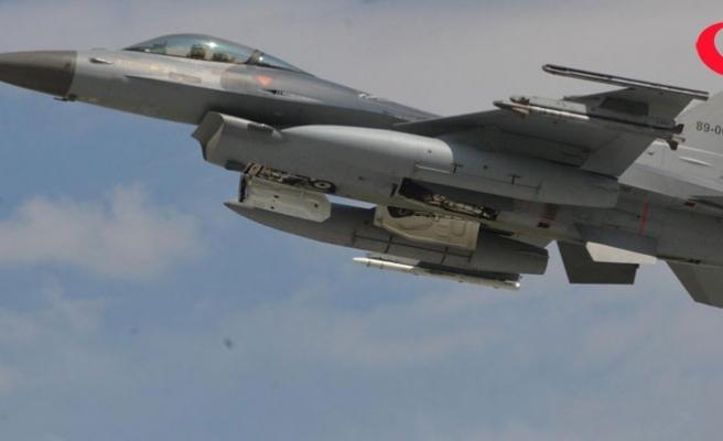 Irak'ın kuzeyindeki PKK kamplarına hava harekatında 3 terörist etkisiz hale getirildi