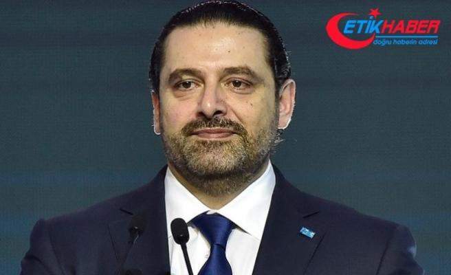 Lübnan Başbakanı Hariri'den ittifak açıklaması