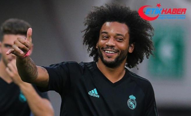 Marcelo: Neymar kesinlikle Real Madrid'e yakışan bir futbolcu