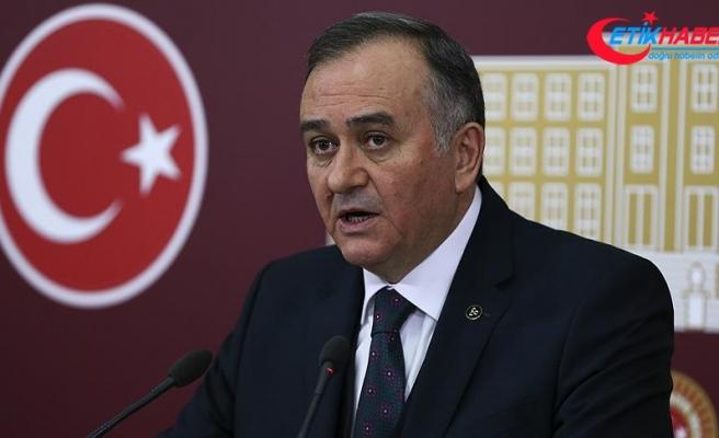 MHP'li Akçay: CHP, kavgadan medet uman bir parti haline geldi