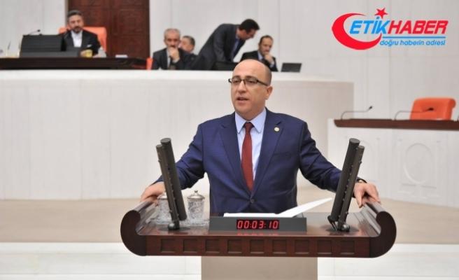 MHP'li Yönter SYDV çalışanlarının kadro taleplerini ve sorunlarını Aile ve Sosyal Politikalar Bakanı'na bir kez daha iletti