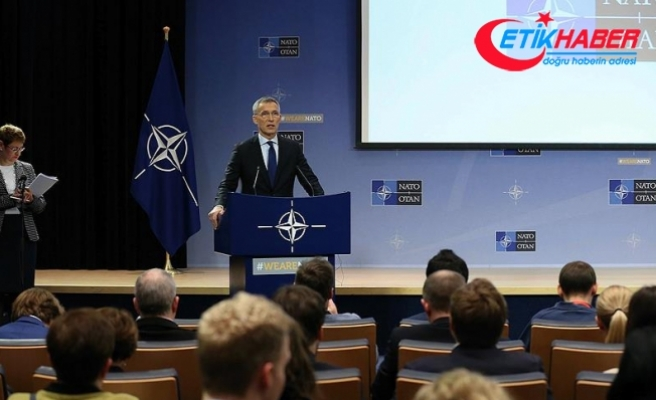 NATO'dan 'Zeytin Dalı Harekatı' açıklaması