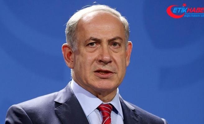 Netanyahu'dan İran açıklaması