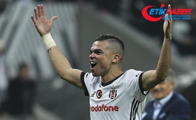 Pepe forvet oyuncularını solladı