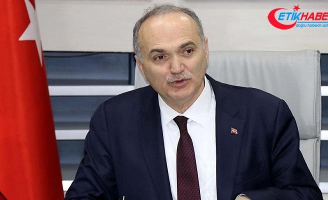 Şanlıurfa ve Balıkesir'de 9 bin kişiye iş imkanı