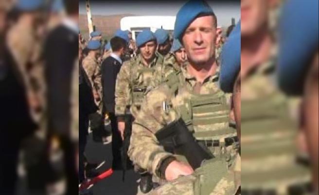 Şehit Uzman Çavuş Ünlü, Siirt'ten Afrin'e böyle uğurlanmıştı