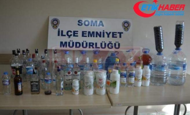 Soma'da son bir haftada sahte içkiden ölenlerin sayısı 3'e yükseldi