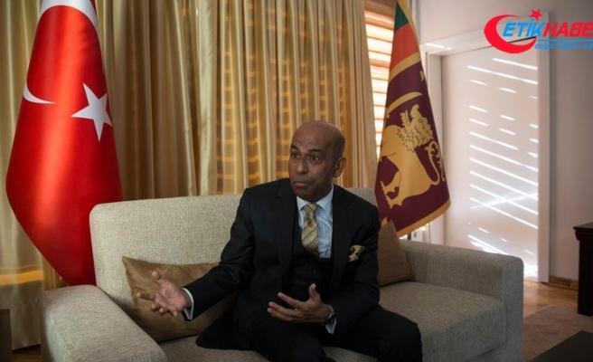 Sri Lanka'nın Ankara Büyükelçisi Amza: Köklü ilişkilerimizi canlandırmanın tam zamanı