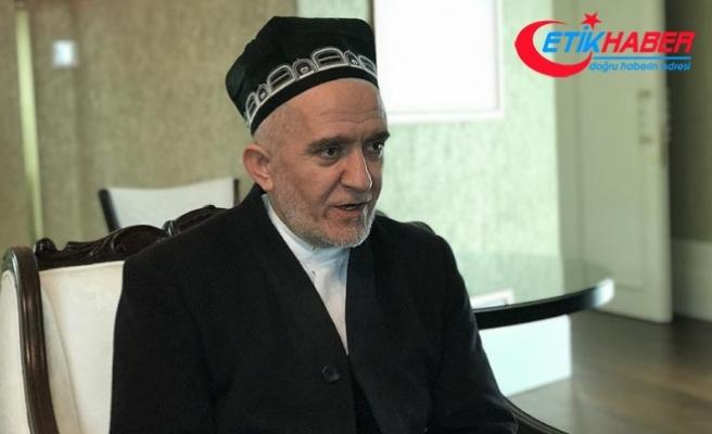 Tacikistan Başmüftüsü Abdülkadirzade: Afrin konusunda Türkiye haklı