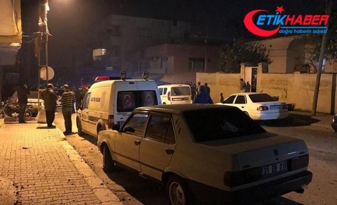 Terör örgütü PYD/PKK'dan Reyhanlı'ya 3 roketli saldırı