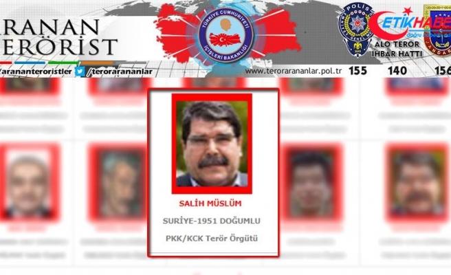 Terör örgütü PYD/PKK'nın eski eş başkanı Salih Müslim Prag'da yakalandı