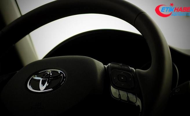 Toyota 181 bin aracını geri çağırdı