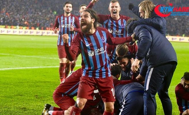 Trabzonspor ikinci yarıya iyi başlayamadı