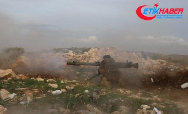 TSK ve ÖSO'dan Cinderes'teki teröristlere kıskaç