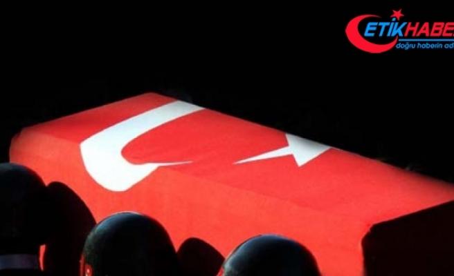 Şehit Uzman Çavuş Kadir Çakı'nın cenazesi, memleketi Amasya'da toprağa verildi