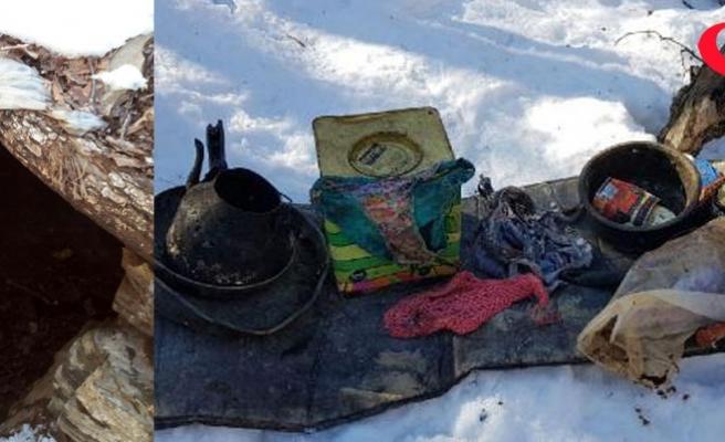 Tunceli kırsalında el yapımı patlayıcı düzeneği bulundu