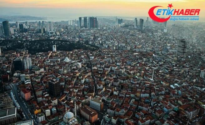 Türkiye'de son 10 yılda 9,4 milyon konut satıldı