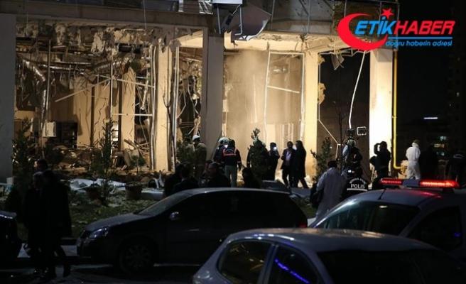 Vergi Dairesi Başkanlığı'ndaki patlamaya ilişkin 7 kişi tutuklandı